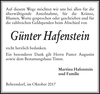Günter Hafenstein