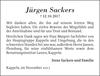 Jürgen Sackers