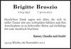 Brigitte Broszio