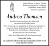 Andrea Thomsen