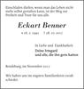 Eckart Benner