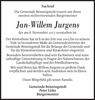 Jan-Willem Jurgens