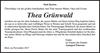Thea Grünwald