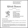Elfriede Thomsen