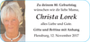 Christa Lorek