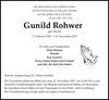 Gunild Rohwer