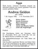 Andrea Geldon