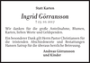 Ingrid Görransson