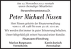 Peter Michael Nissen