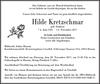 Hilde Kretzschmar