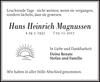 Hans Heinrich Magnussen