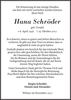 Hana Schröder