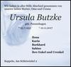 Ursula Butzke