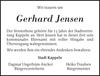 Gerhard Jensen