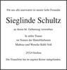 Sieglinde Schultz