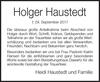 Holger Haustedt