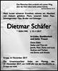 Dietmar Schäfer