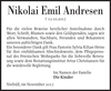 Nikolai Emil Andresen