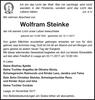 Wolfram Steinke