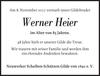 Werner Heier