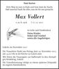 Max Vollert