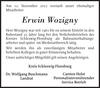 Erwin Wozigny