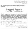 Irmgard Paysen