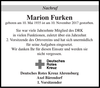 Marion Furken