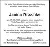 Janina Nitschke