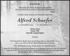 Alfred Schaefer