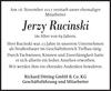 Jerzy Rucinski