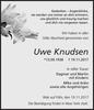 Uwe Knudsen