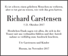 Richard Carstensen