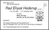 Paul Eliyas Haderup