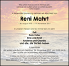 Reni Mahrt