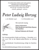Peter Ludwig Herzog