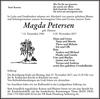 Magda Petersen