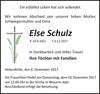 Else Schulz