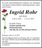 Ingrid Rohr