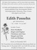 Edith Possehn