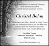 Christel Böhm