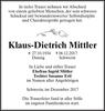 Klaus-Dietrich Mittler