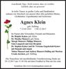 Agnes Klein