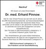 Dr. med. Erhard Pinnow