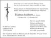 Hanna Ausborn