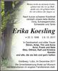 Erika Koesling