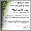 Walter Marten
