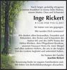 Inge Rickert
