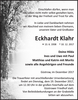 Eckhardt Klahr