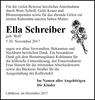 Ella Schreiber